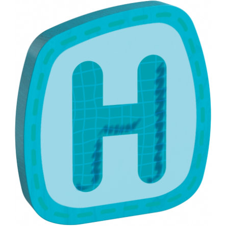 HABA Dřevěné písmeno H