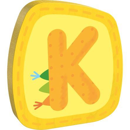 HABA Dřevěné písmeno K