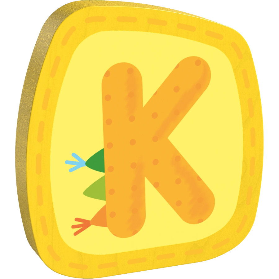 HABA trebokstav K