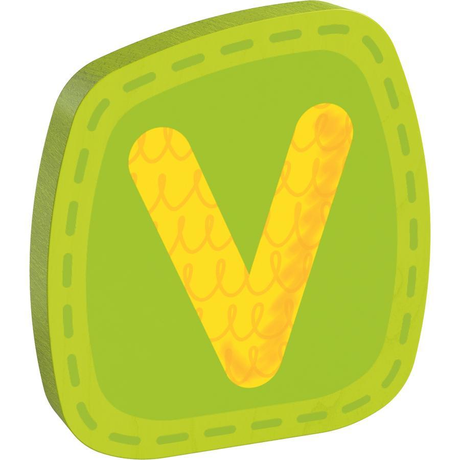 HABA Lettera in legno V