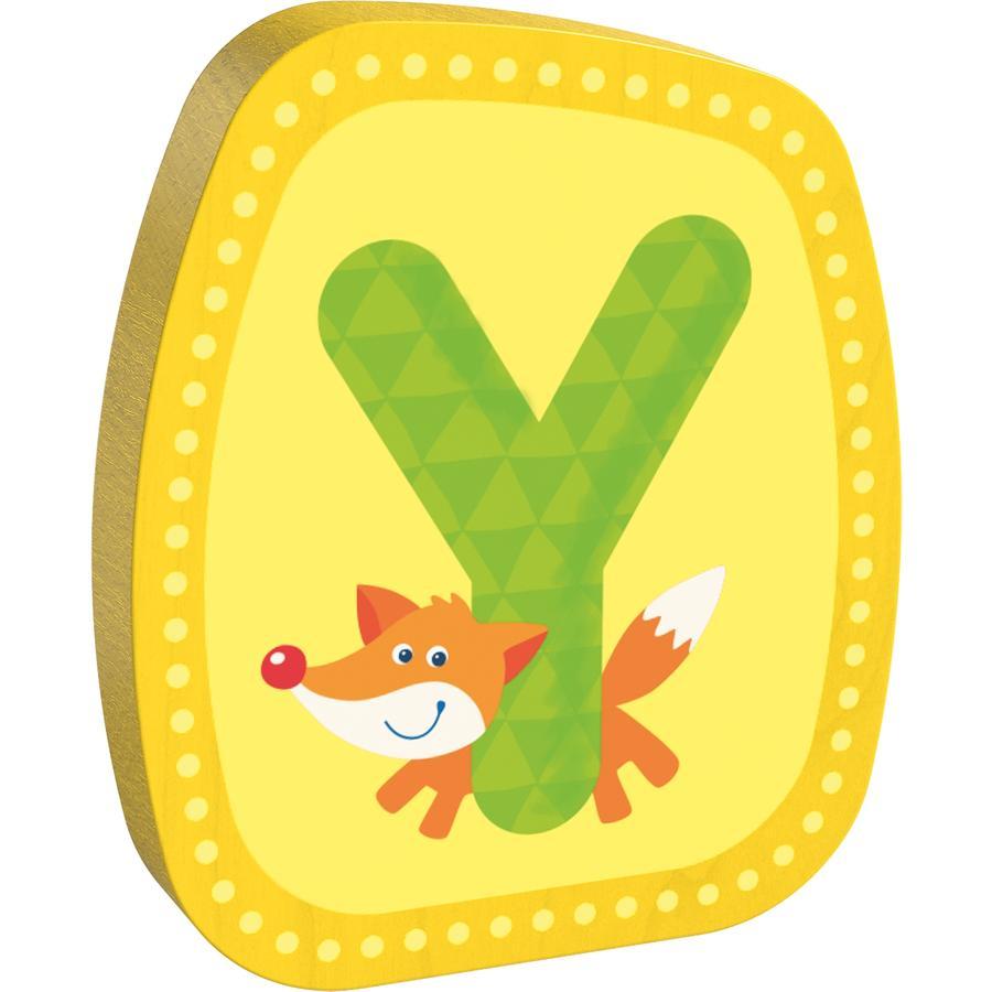 HABA Dřevěné písmeno Y