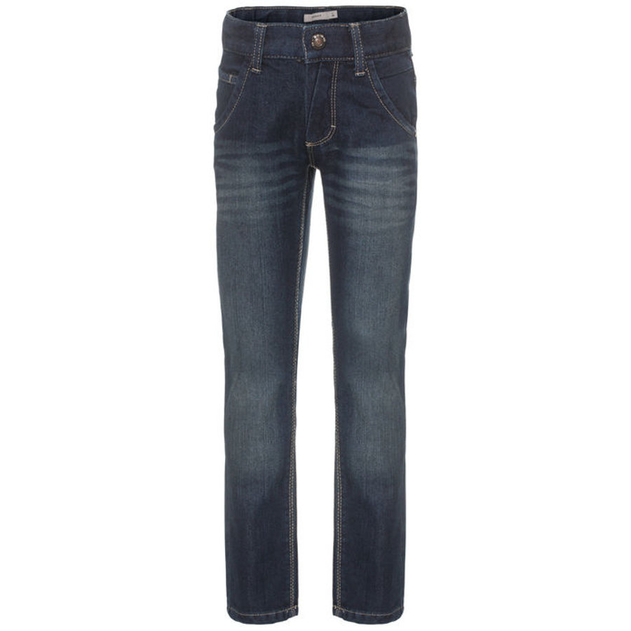 name it Boys Džíny Tim dark denim