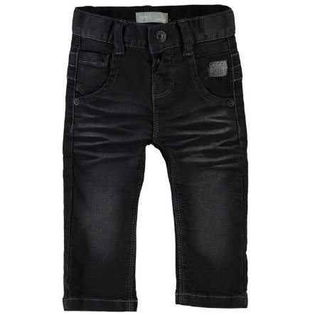 name it Boys Džíny Avin black denim