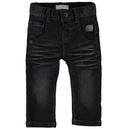 name it Boys Jeans Avin black denim