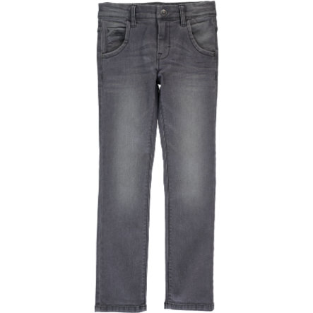 name it Boys Jeans Ted dark grey denim