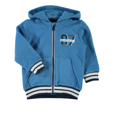 name it Sweatjacke Limon cendre blue