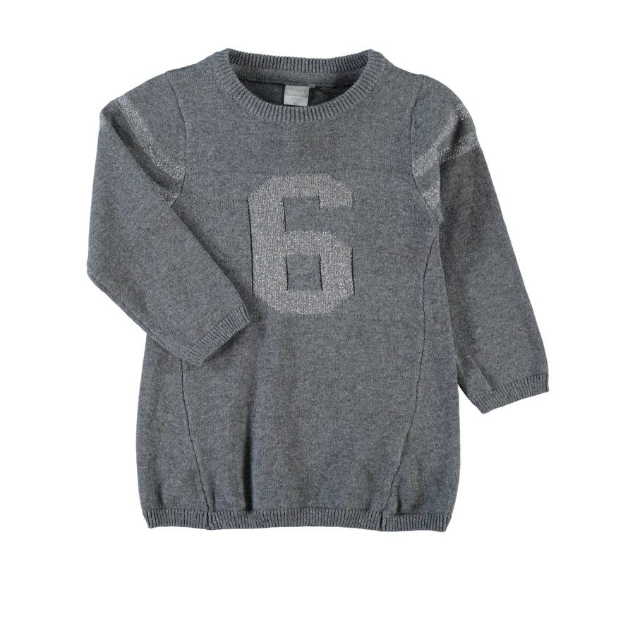 name it Longsleeve Lana dark grey melange