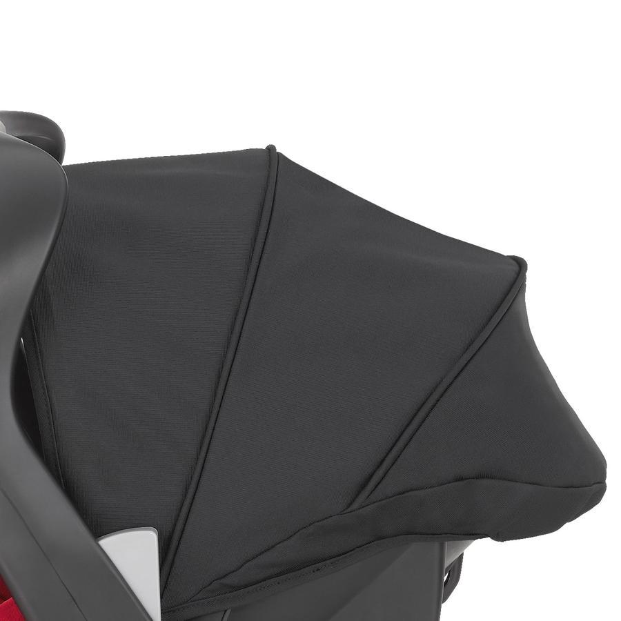 Britax Römer Canopy pour Baby-Safe II, Baby-Safe plus SHR II Cosmos Black/Black Mar