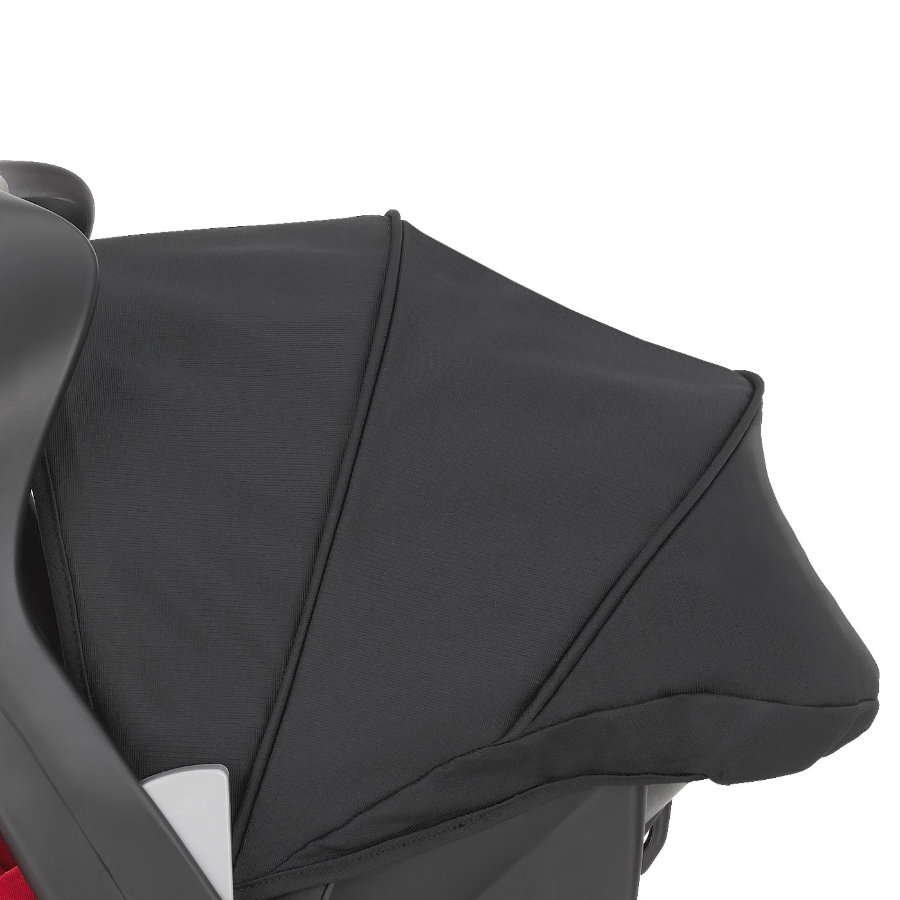 britax römer Capottina parasole per seggiolino auto Baby-Safe II e Baby-Safe plus SHR II Cosmos Black/Black Mar