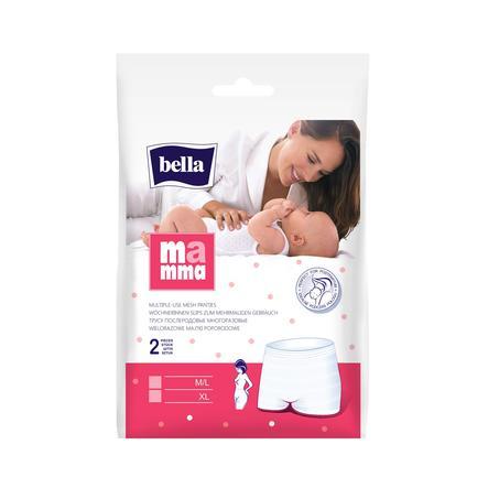 Bella Mamma Zwangerschapsslip M/L 80-120 cm, 2 stuks