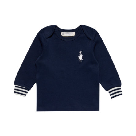 Sense Organics Girl s Longsleeve Timber navy
