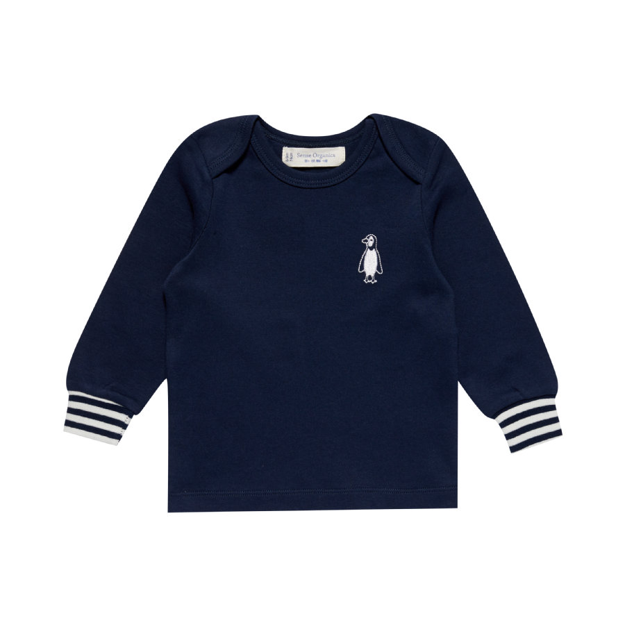 Sense Organics Girls Longsleeve Timber navy