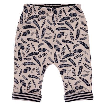 Sense Organics Boys Reversible pants Baker feather and stripes