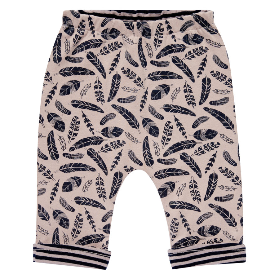 Sense Organics Boys Wendehose Baker feather and stripes