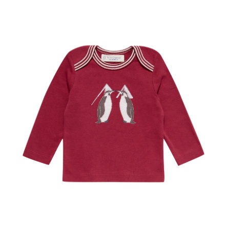 Sense Organics Girls Longsleeve Timber berry red