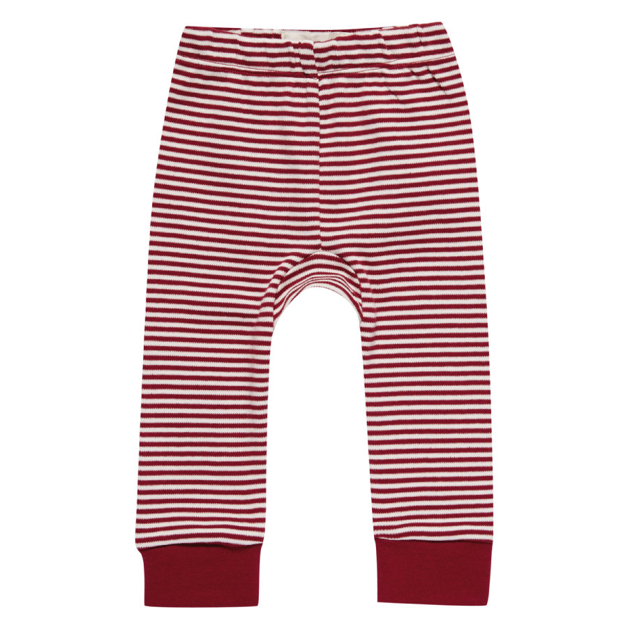 Sense Organics Girls Sweathose bright retro berry red