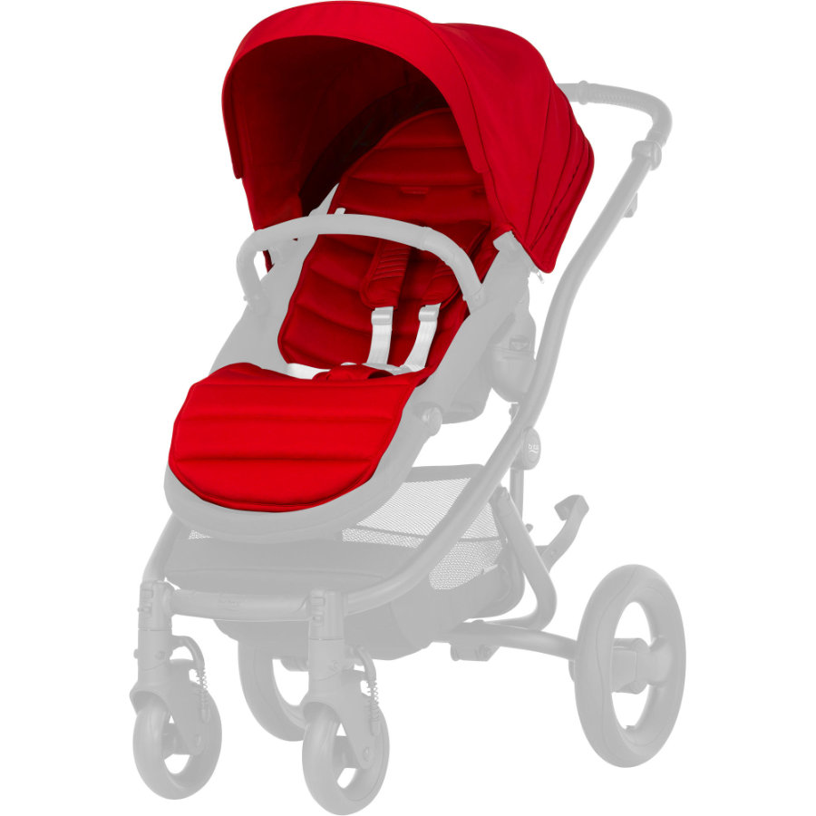 Britax Bezugsset Affinity 2 Flame Red