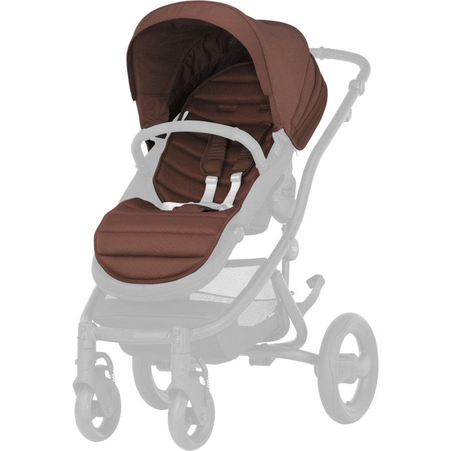 britax Affinity 2 Colour Pack Wood Brown