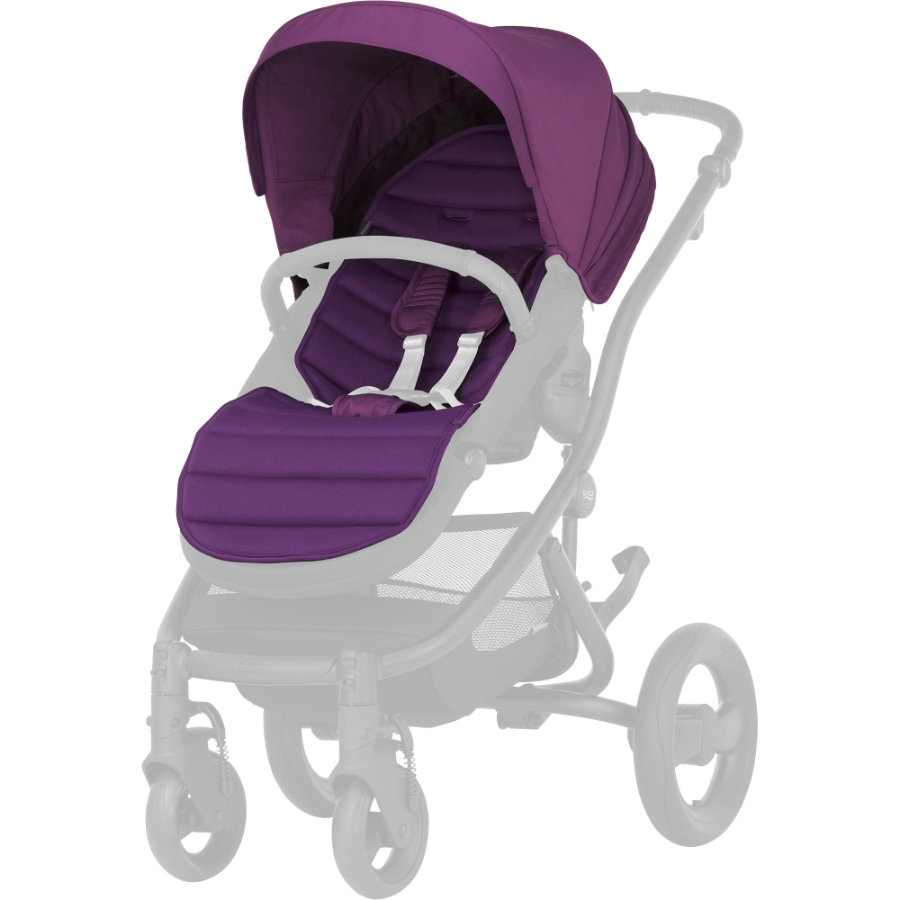 britax Affinity 2 Colour Pack Mineral Lilac