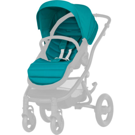 britax Affinity 2 Colour Pack Lagoon Green
