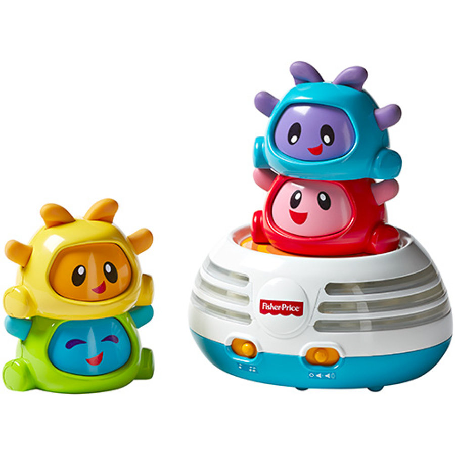 Fisher Price Muziekpret Pyramide Bright Beats