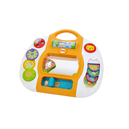 Fisher Price Rainforest Friends Activity Bord
