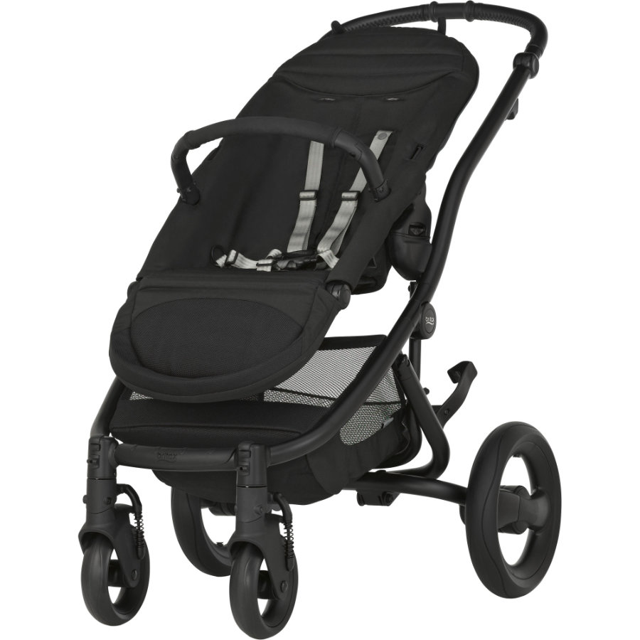 Britax Römer klapvogn Affinity 2 Base Model Black