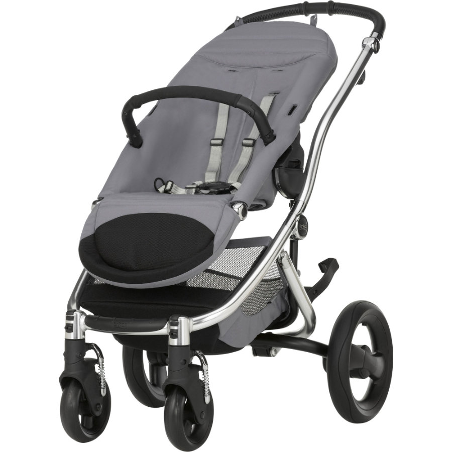 Britax Poussette Affinity 2 Base Model Chrome