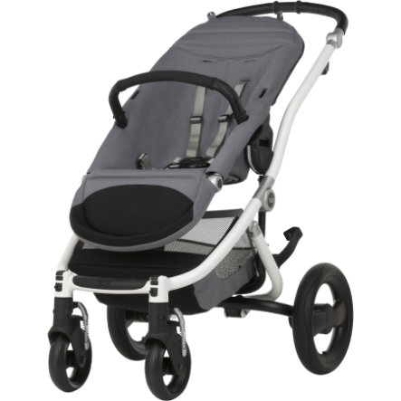britax Passeggino Affinity 2 Base Model White