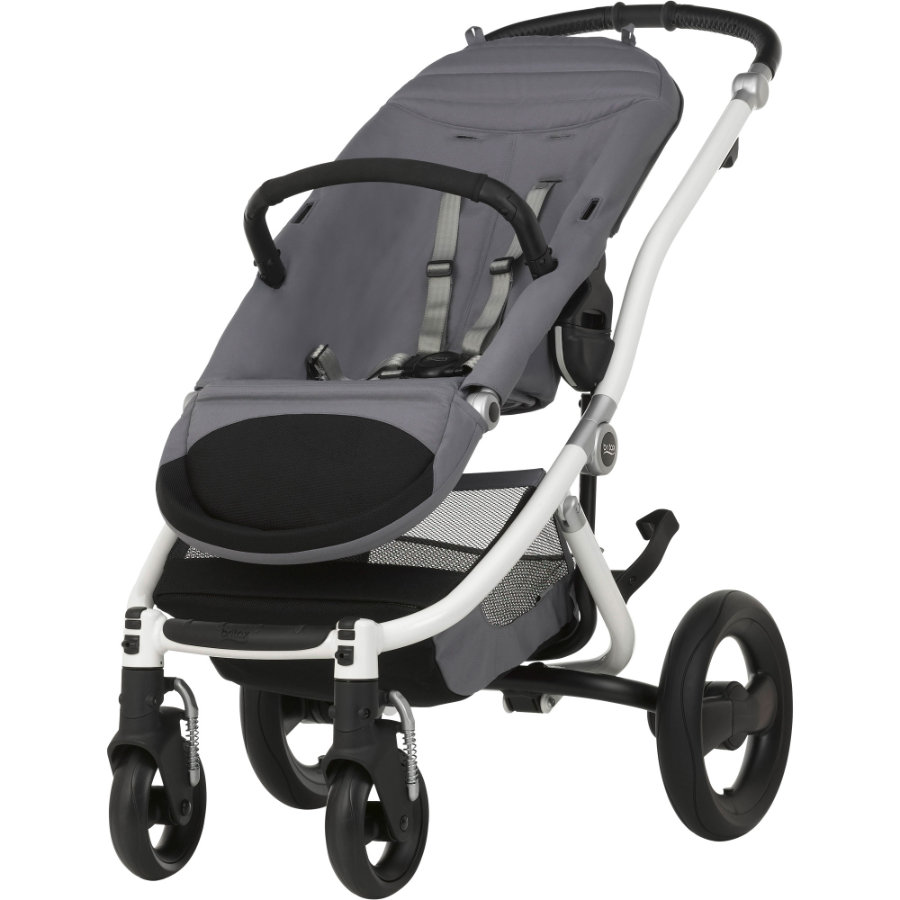 britax Kinderwagen Affinity 2 Base Model White
