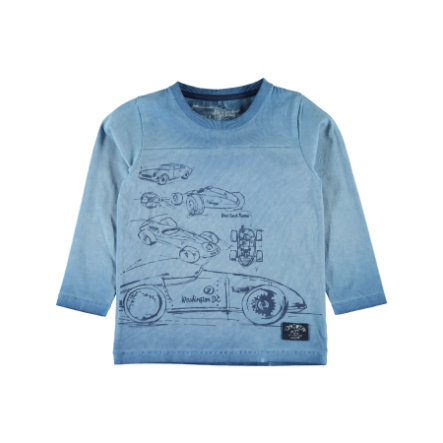 name it Longsleeve lui cendre blue