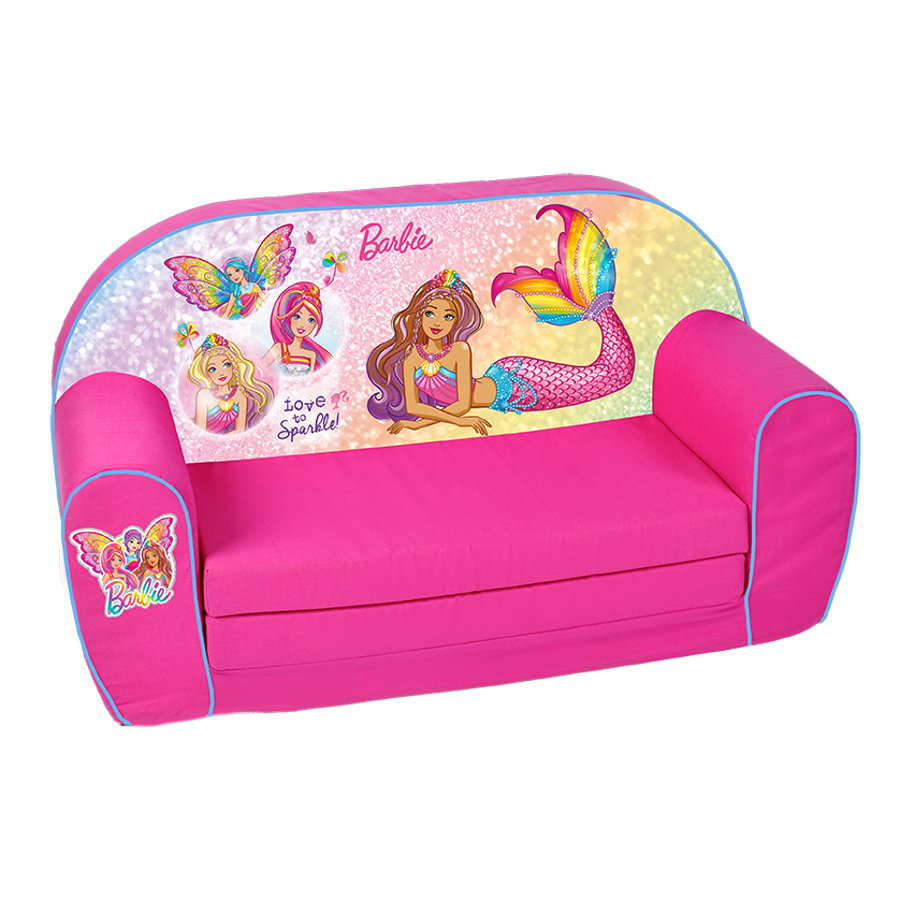 knorr® toys Kindersofa - Barbie Dreamtopia