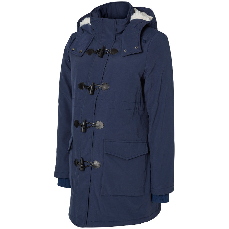 mama licious Umstands Duffelcoat MLPETRI navy