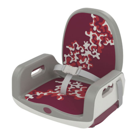 CHICCO Resebarnstol Up To 5 Cherry