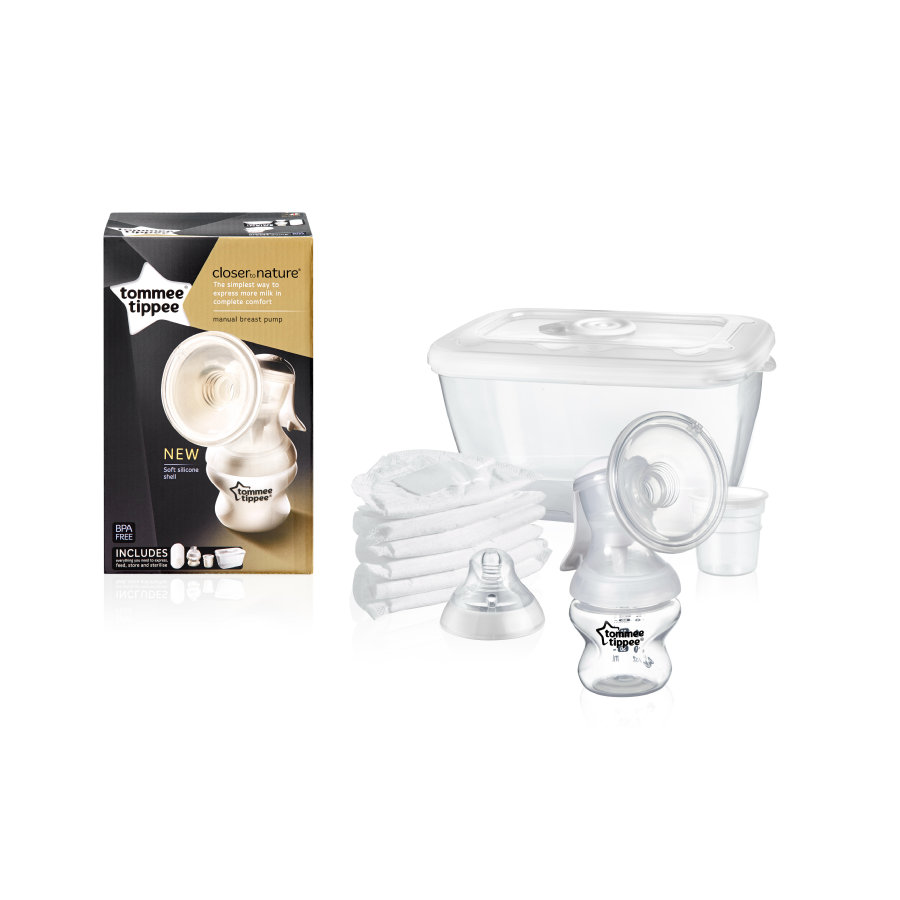 tommee tippee Bröstpump Closer to Nature
