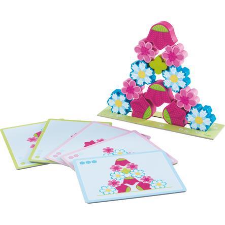 HABA Jeu à empiler Fleurs magiques 302576