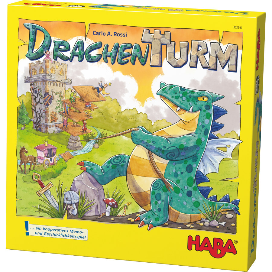HABA Tour du dragon 302647
