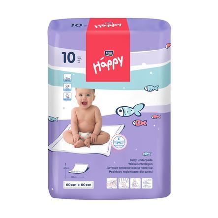 BELLA Happy Fasciatoio usa & getta 60 x 60 cm, 10 pezzi