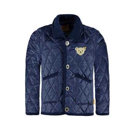 Steiff Prošívaná bunda twillight blue