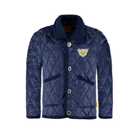 Steiff Steppjacke twillight blue