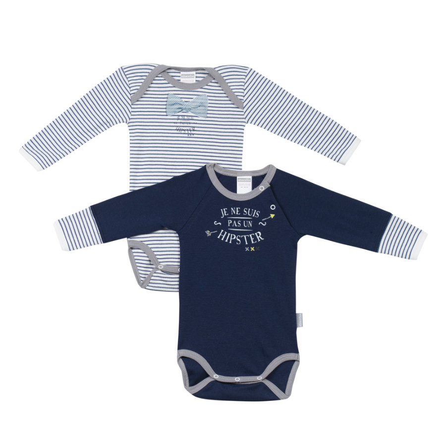 absorba Boys Bodies 2-er Pack marine
