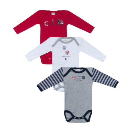 absorba Boys Bodies 3-er Pack