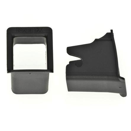 britax römer Isofix Zaváděcí plasty široké černé