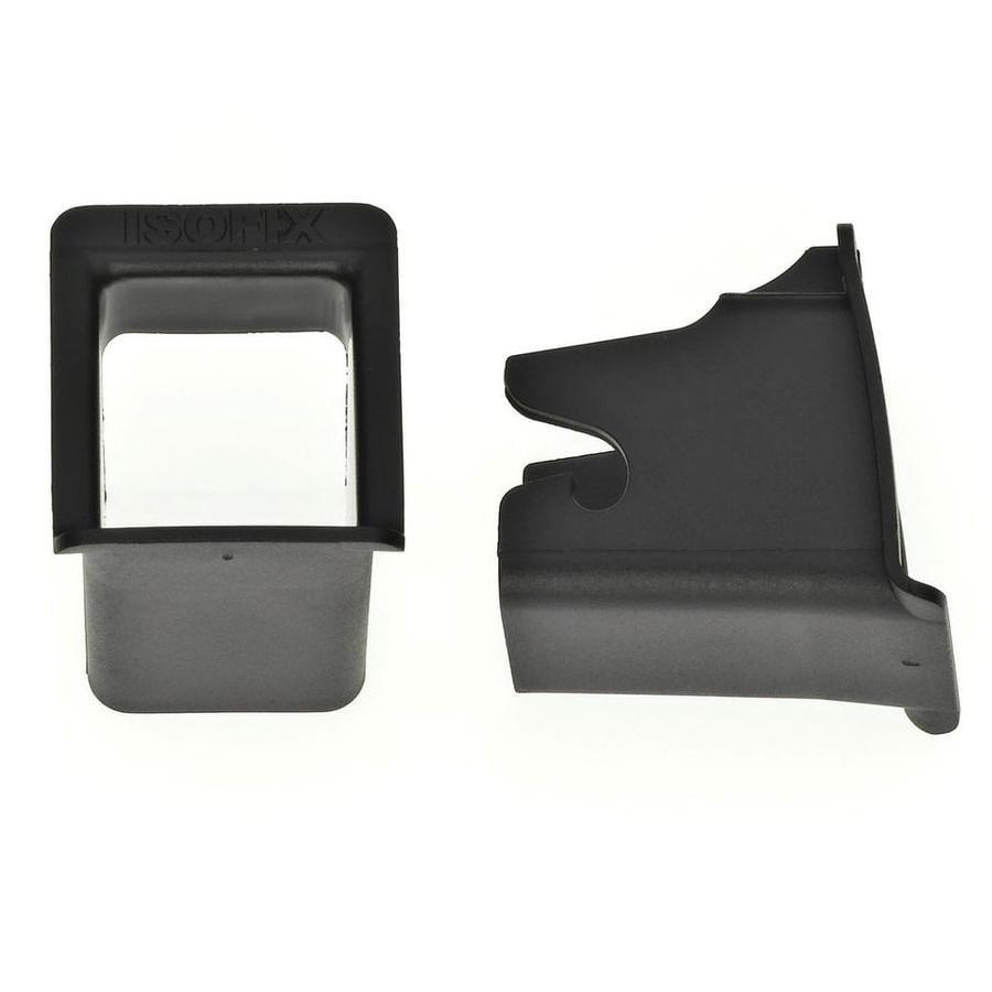 britax römer Guide per installazione Isofix nero