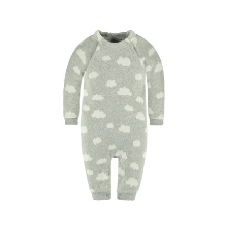 bellybutton Baby Overall grey melange