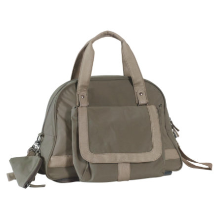 candide Wickeltasche Daily Duo taupe