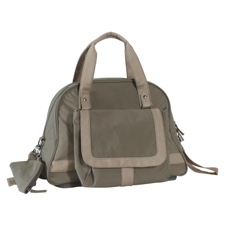 CANDIDE Sac à langer Daily Duo, taupe
