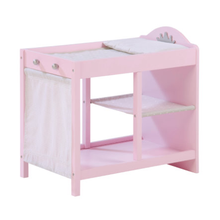 ROBA Poppen Commode Princess Sophie, roze