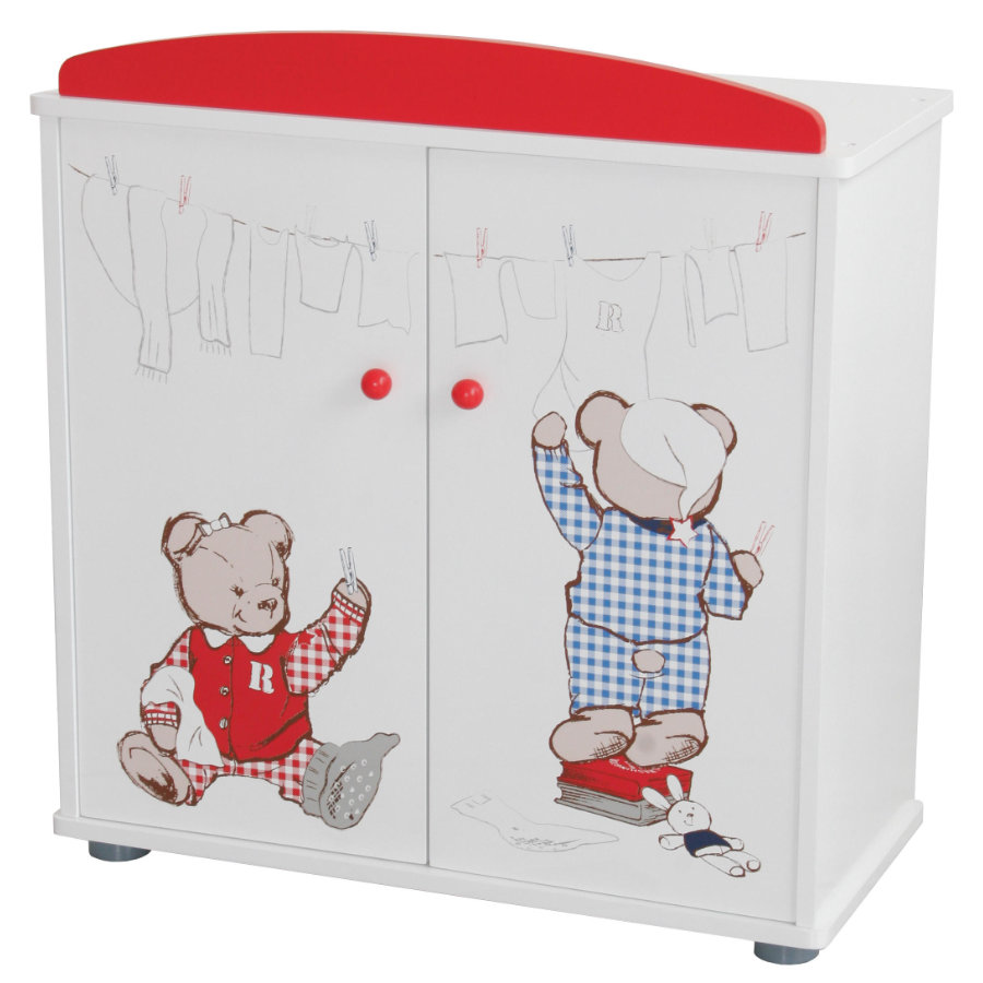 ROBA Poppenkast Teddy College
