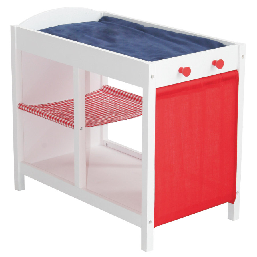 ROBA Poppen Commode - Teddy College